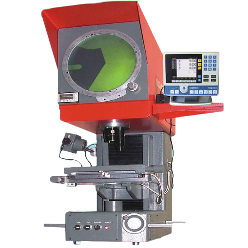 PROFILE PROJECTOR WITH LCD DRO
