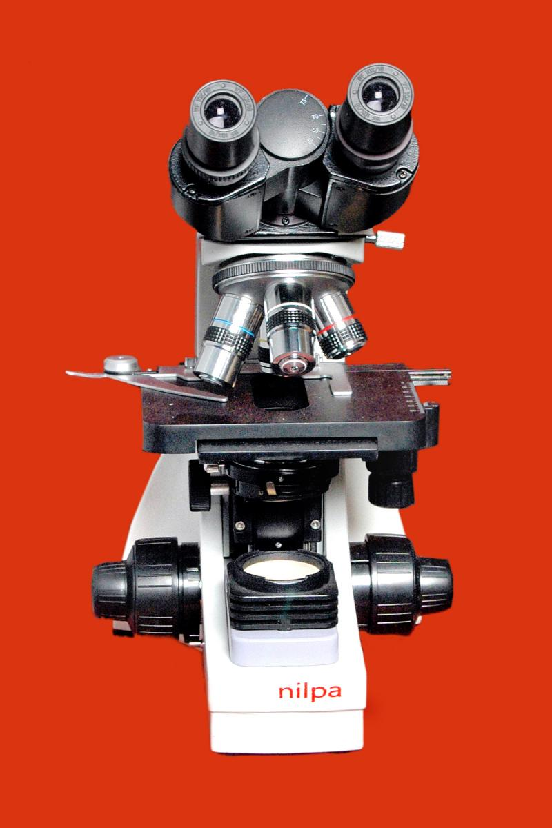 S120 microscope from nilpa