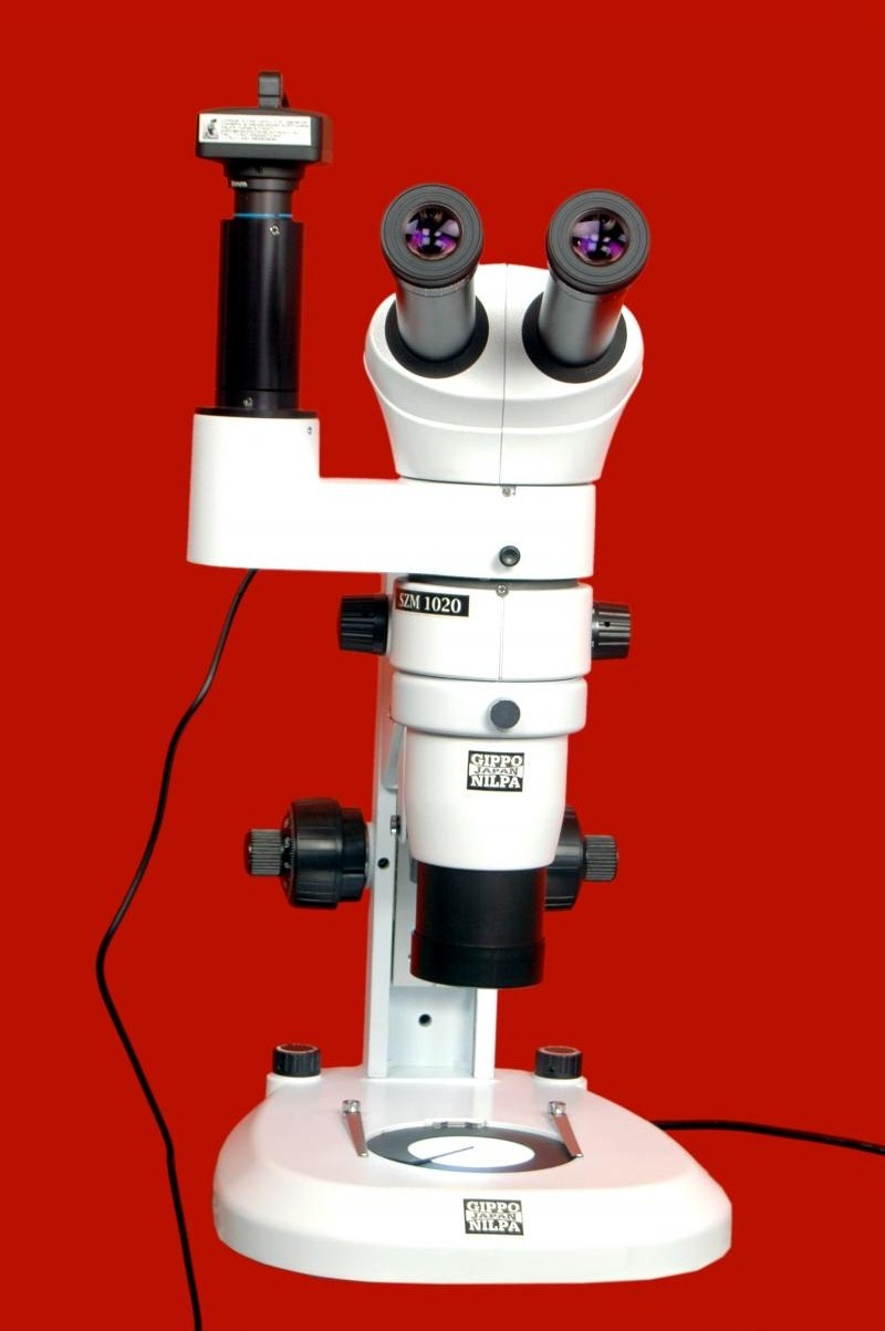 stereo zoom microscope 1020