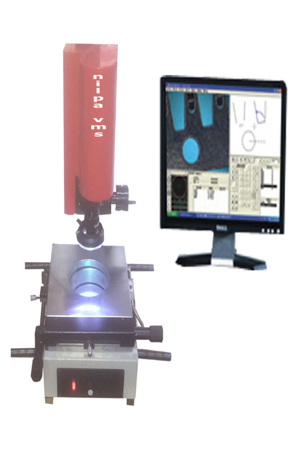 MANUAL VIDEO MEASURING MICROSCOPE